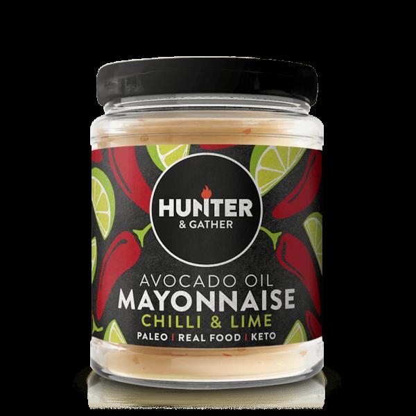 Chilli & Lime Avocadoöl Mayonnaise