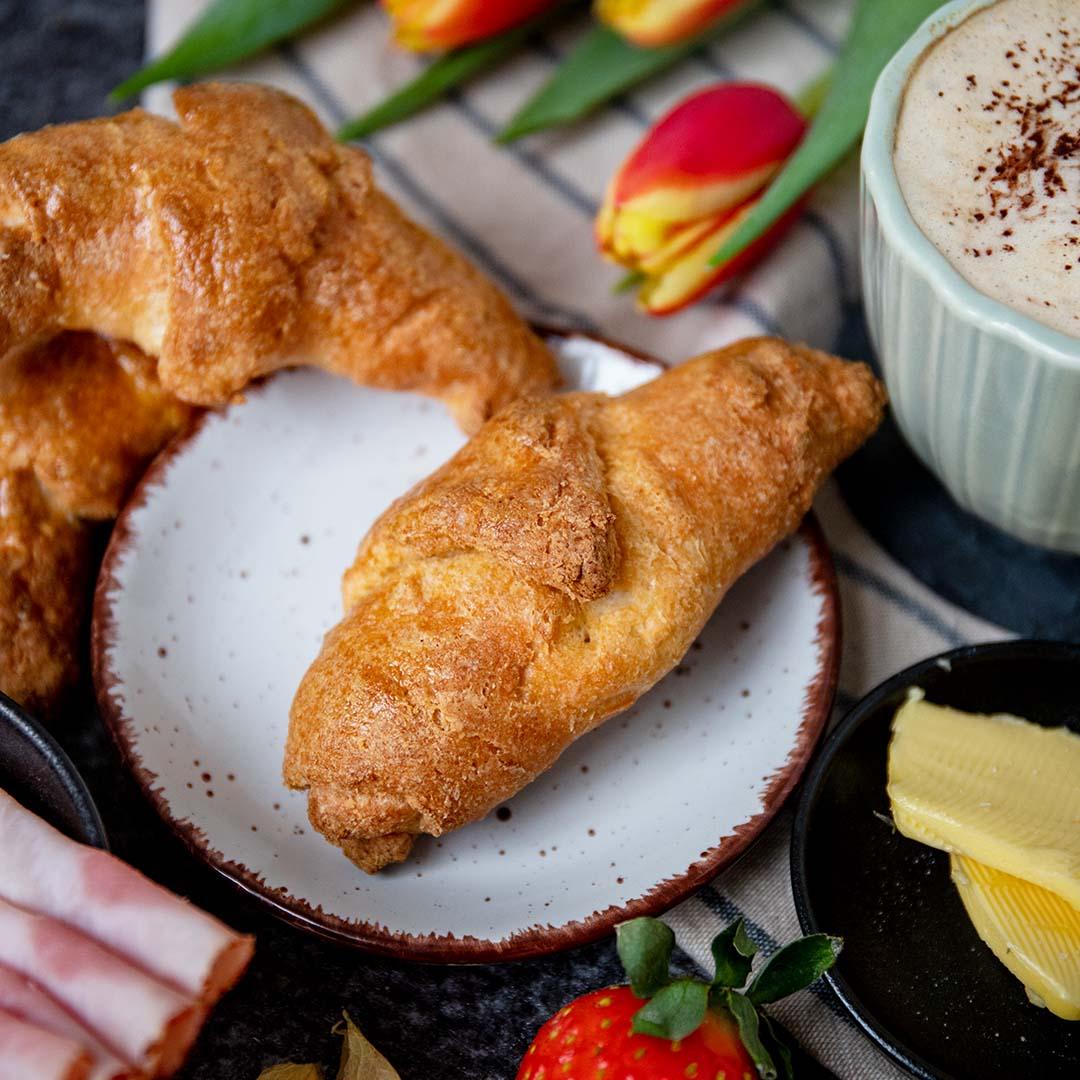 Low-Carb & Keto Croissants