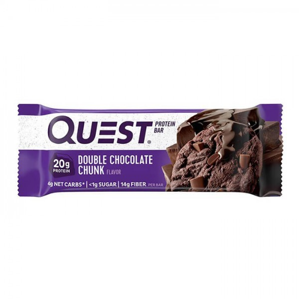 Double Chocolate Chunk Proteinriegel
