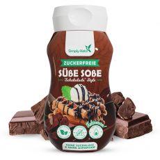 Zuckerfreie Schokoladen Soße 350 ml