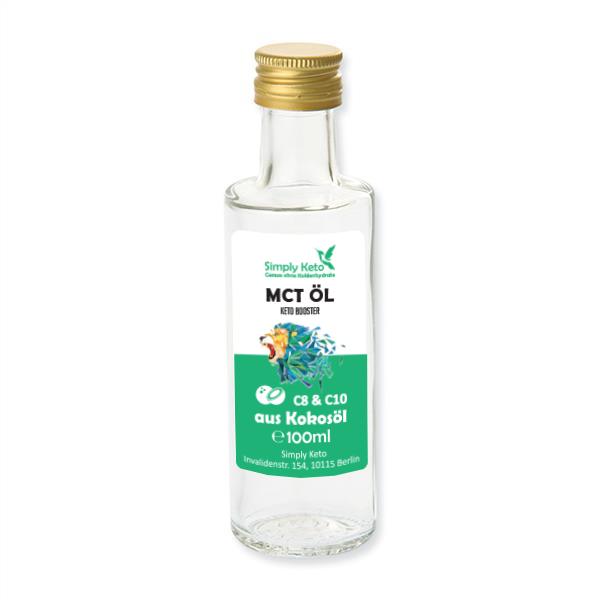 MCT-Öl 100ml