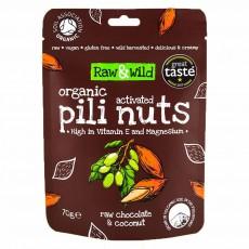 Pili Nüsse Schoko & Kokos (70g) | Bio
